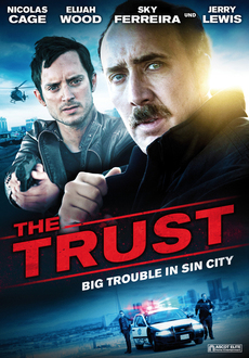 Cover - The Trust