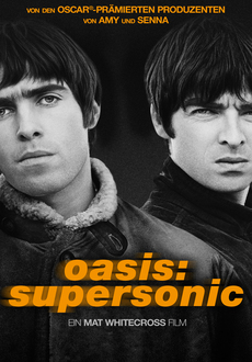 Cover - Oasis: Supersonic