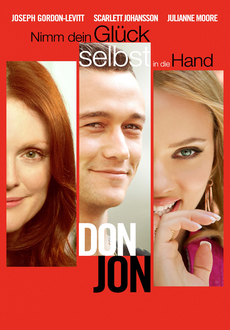 Cover - Don Jon