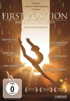 Cover - First Position