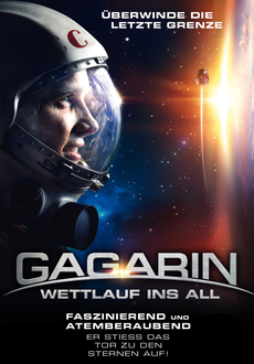 Cover - Gagarin: Pervyy v kosmose / Gagarin: First in Space