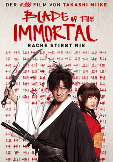 Cover - Blade of the immortal