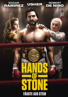 Cover - Hands of Stone