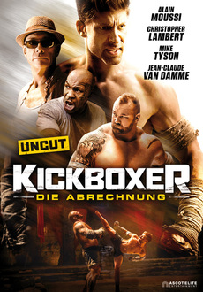 Cover - Kickboxer - Retaliation