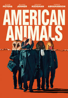 Cover - American Animals
