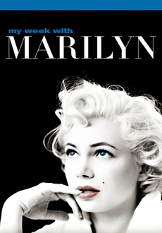 Cover - My week with Marilyn