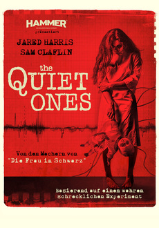 Cover - The Quiet Ones